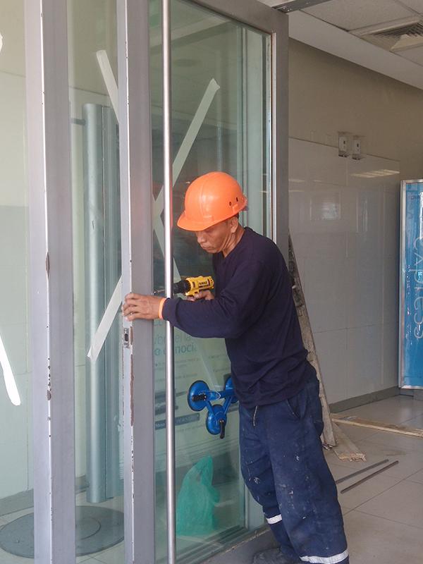 Remodelación de Oficinas (Obras Civiles)